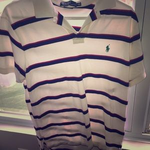 Man short sleeve polo by Ralph Lauren